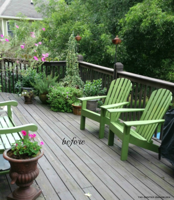 How To Prepare A Painted Porch Floor For Behr Deck Deckover