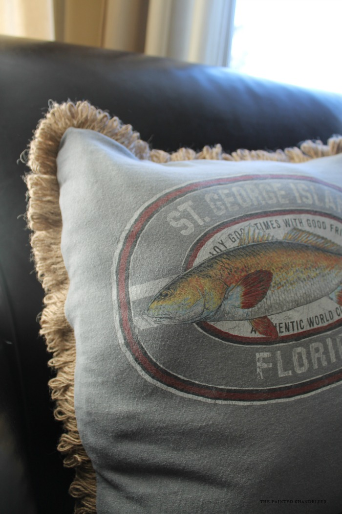 Create Unique Pillows From Thrift Shop Clothing
