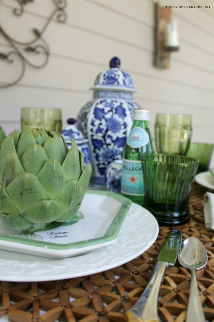 closeup-blue-and-white-jars-artichokes-pellegrino-the-painted-chandelier