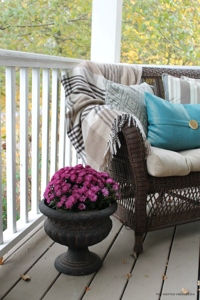 plaid-blanket-mums-side-porch-the-painted-chandelier-blog